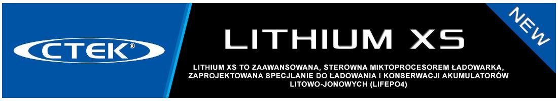banner reklamowy ctek mxs lithium